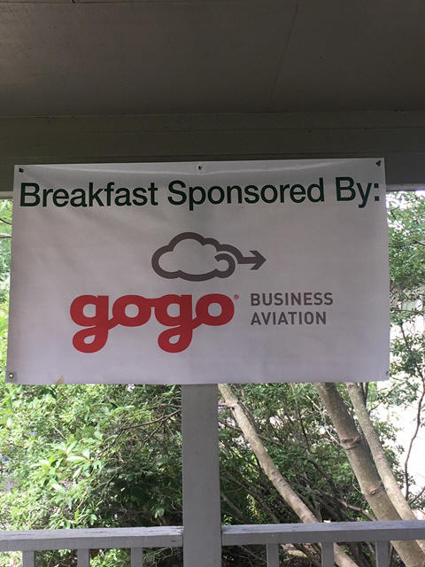 Breakfast - Gogo Business