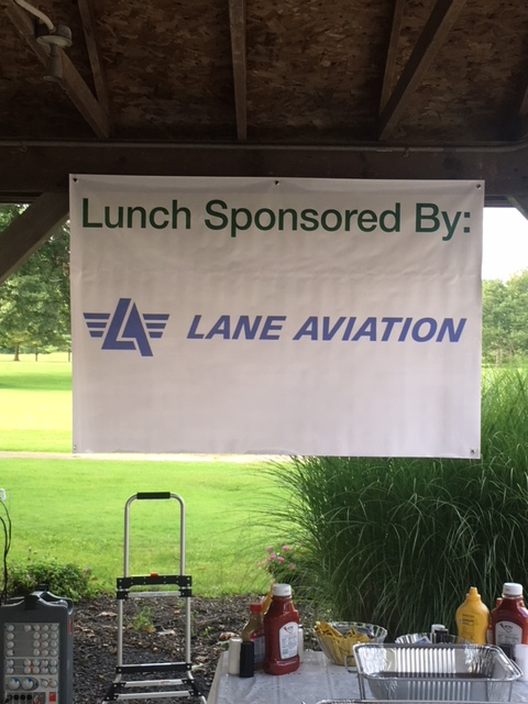 Lunch - Lane Aviation