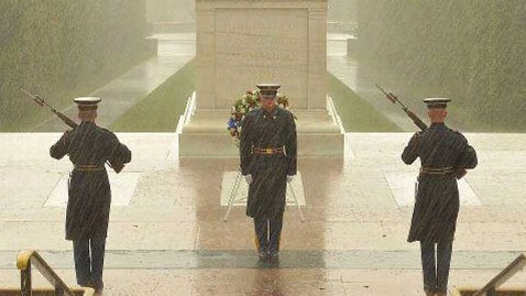 Tomb of the Unknown Soldier Guards.
