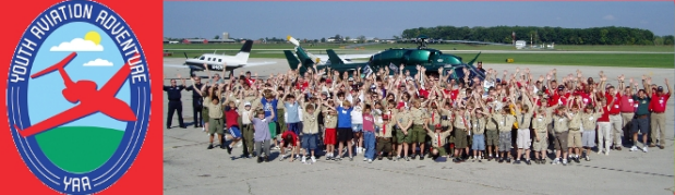 Youth Aviation Adventures Banner