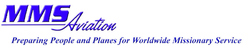 MMS Aviation Logo