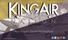 King Air Nation logo